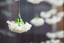 White Wedding Colors / White wedding colors and inspiration.