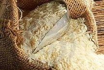FOOD - Potatos and Rice