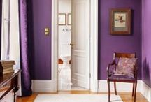 Pantone Color of the Year: Radiant Orchid / Lavender, purple, orchid. Give your world a touch of relaxation with this color!
