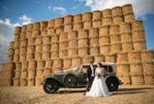 Rustic Wedding / Rustic wedding style, perfect for summer and autumn.