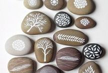 Crafts - Stones & Pebbles / by K. C. Perrin