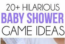 Baby Shower / by Home Jobs by MOM