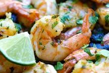 Seafood Recipes / Recipes that include any kind of seafood. / by Home Jobs by MOM