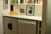 Laundry Rooms  / by Paige Rennekamp | Candida Relief Expert