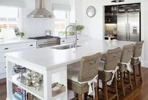 Kitchens / My dream is to have a kitchen with an island... / by Paige Rennekamp | Candida Relief Expert