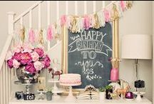 Party Inspiration / by Paige Rennekamp