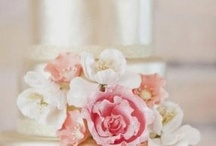 Wedding Cake inspirations / Wedding cakes im inspired to build :) / by Monica Zuniga