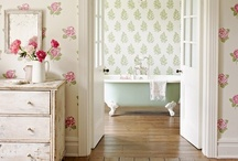 Wall Paper / by The Frosted Gardner .