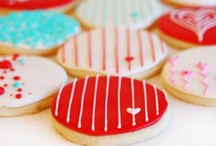 Decorated Cookies / by Sift & Whisk | Maria Noel