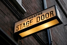 """Theatre Things / """"We're actors. We're the opposite of people."""" - Tom Stoppard / by Ally Boughter"""