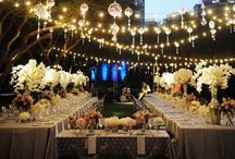 Ceremony and Reception Ideas / by Paula Clemente-Woods