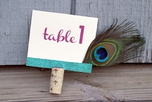 Seating Assignments & Table Numbers