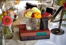 A Bookish Wedding