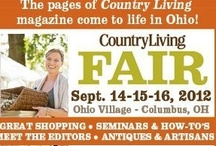 Gooseberry Patch at the Country Living Fair / Come see us at the Country Living Fair in Columbus, Ohio, September 14-16, 2012. Jo Ann & Vickie will be there autographing Gooseberry Patch cookbooks on Friday and Saturday from 1-3. Grab your girlfriends (or your significant other!) and come see us at the Fair!