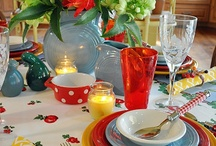Table Settings / by Diana Finlay