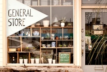 Shop Inspiration / inspiration for our retail store
