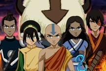 Avatar the last airbender:)