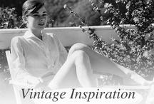 VINTAGE INSPIRATION / by IPPOLITA
