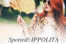 SPOTTED: IPPOLITA