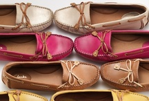 Clarks USA Spring '13 Style / We're so excited about our spring collection, full of beautiful and bold colors. Shop Clarks USA for the newest styles!