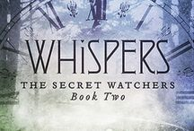 Whispers:  The Secret Watchers book #2