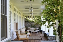 Outdoor Living / Patios and outside entertaining / by Elysia Moccia