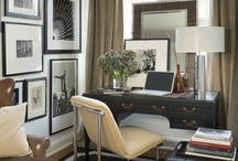 Home Office / by Elysia Moccia