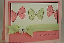 Cards - Butterfly / by Betty Ast