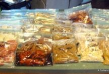 cooking - freezer meals.  / by Danielle