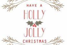 the holidays!