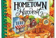 Hometown Harvest | Gooseberry Patch cookbook / These are recipes from our cookbook, Hometown Harvest, that have been featured by some of our favorite bloggers! The names of the dishes are in the descriptions...click through for complete recipes. Have YOU tried a recipe from this book? Email us (gooseberrypatch@gooseberrypatch.com) and we'd be happy to add you as a contributor to this board!