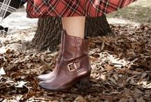 Vogue and Clarks | Fall: Rebooted / This fall, we challenged the Vogue Influencers to show off their styles using the Clarks Lida Sayer Bootie. The result? Original, fashion-forward looks from coast to coast.