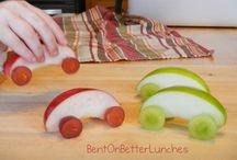 Feeding munchkins / by Rachel Schulz