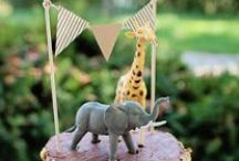 Baby Shower / Circus theme / by Sift & Whisk   Maria Noel