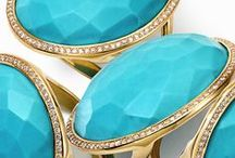 Turquoise / by IPPOLITA