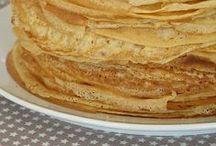 Recettes de crêpes / Recettes de crêpes, gaufres, pancakes et autres pour fêter la Chandeleur et Mardi Gras