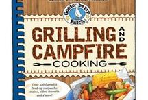 Grilling & Campfire Cooking | Gooseberry Patch cookbook / Recipes from our cookbook, Grilling & Campfire Cooking, that have been featured by some of our favorite bloggers! The names of the dishes are in the descriptions...click through for complete recipes.
