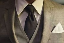 .formal style. / Suits, Ties, Shoes and other