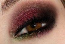 Makeup, skin care, nails