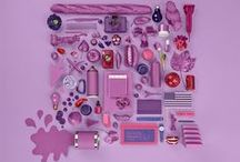 Color of the Year: Radiant Orchid / The color to wear in 2014? Radiant orchid. Choose this vibrant hue from your attire to your accessories for bold and gorgeous style.