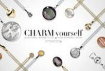 IPPOLITA Charms / Collect precious reminders of your charming life. Curate your collection of treasures. Create magical objects of beauty and love. IPPOLITA Charms inspire you to Collect. Curate. Create.