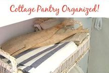 organize me / tips to get organized