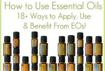 Health and healing / Natural home remedies, essential oils, etc