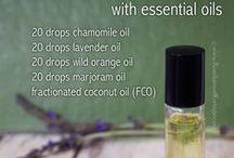 Essential Oils / by Paige Rennekamp