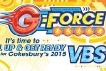 2015 G Force Vacation Bible School / by Debbie Tomlinson