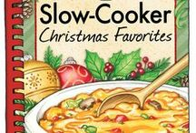 Slow-Cooker Christmas Favorites | Gooseberry Patch cookbook / Recipes from our cookbook, Slow-Cooker Christmas Favorites, that have been featured by some of our favorite bloggers! The names of the dishes are in the descriptions...click through for complete recipes.  / by Gooseberry Patch