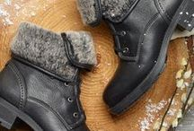 Holiday Fashion / Togetherness is a destination: Arrive in style this holiday season in a great pair of Clarks shoes or boots.