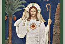 Holy Cards  for your Inspiration / Holy Cards and spiritual quotations that have been posted on this blog.- http://thewindowshowsitall.blogspot.com/  / by Lexy Lawrence