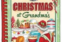 Christmas at Grandma's | Gooseberry Patch Cookbook / These are recipes from our cookbook, Christmas at Grandma's that have been featured by some of our favorite bloggers! The names of the dishes are in the descriptions...click through for complete recipes.