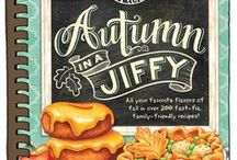 Autumn in a Jiffy | Gooseberry Patch Cookbook / These are recipes from our cookbook, Autumn in a Jiffy, that have been featured by some of our favorite bloggers! The names of the dishes are in the descriptions...click through for complete recipes.